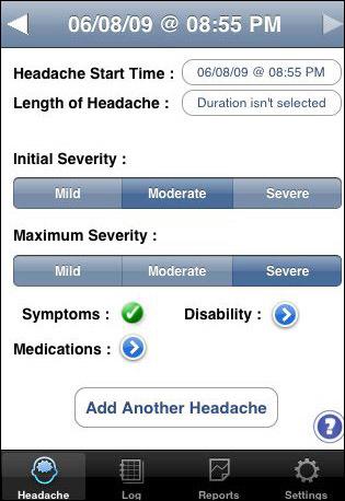 Headache-diary