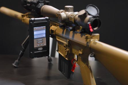 Knights Armament Company Bulletflight iPhone App and the