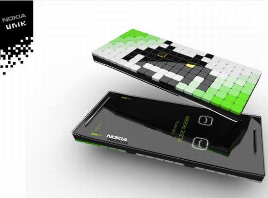 Nokia unik concept