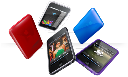 When it comes to skins and cases, iPod Touch users have it good compared to