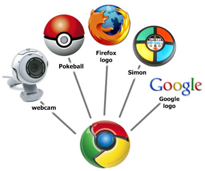 wallpaper google chrome. Chrome-logo