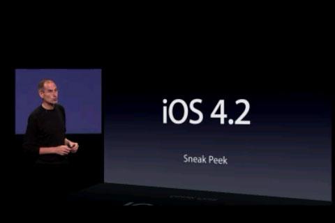 Apples-iOS-4.2